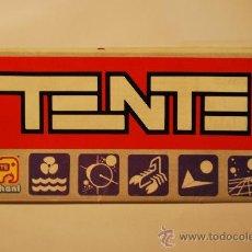 Juguetes antiguos: CATALOGO TENTE EXIN. Lote 28757969