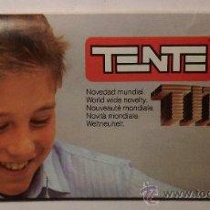 Juguetes antiguos: CATALOGO TENTE EXIN. Lote 28870027