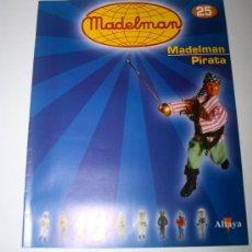 Juguetes antiguos: FASCICULO MADELMAN DE LA COLECCION ALTAYA - NUEVO A ESTRENAR. Lote 29477939