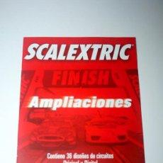 Juguetes antiguos: CATALOGO SCALEXTRIC 2006-2007 AMPLIACIONES- NUEVO A ESTRENAR. Lote 29478264