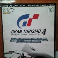 Juguetes antiguos: GUIA PS2. PLAYMANIA - GRAN TURISMO 4 (2 TOMOS). Lote 257738320