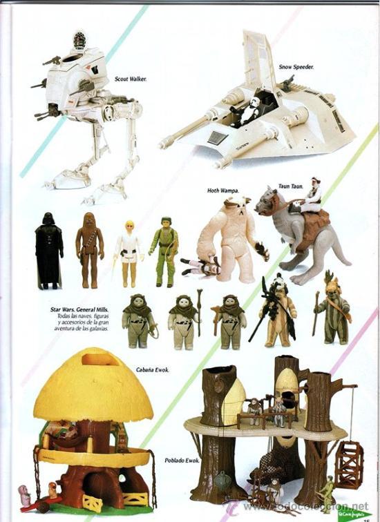 Cat logo juguetes navidad el corte ingl s 1985 comprar - Catalogo regalos corte ingles ...
