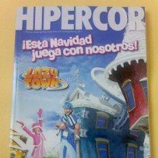 Juguetes antiguos: CATALOGO DE JUGUETES DEL HIPERCOR,NAVIDAD 2011 CON CARTA A LOS REYES MAGOS,MAS DE 60 PAGINAS.NUEVO .. Lote 30128274