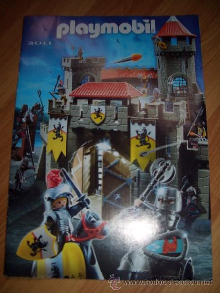 CATALOGO PLAYMOBIL 2011 (Juguetes - Catálogos y Revistas de Juguetes)