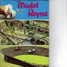 Brinquedos antigos: CATÁLOGO MODEL REYNA. Lote 30927390