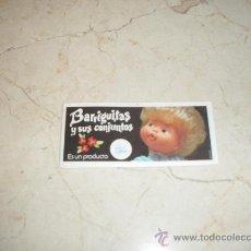 Juguetes antiguos: CATALOGO BARRIGUITAS 111-1. Lote 30929320