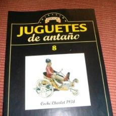 Juguetes antiguos: JUGUETES DE ANTAÑO COLECCION PAYA FASCÍCULO 8 RBA. Lote 30994930