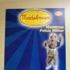 Juguetes antiguos: -FASCICULO N9 -MADELMAN POLICIA MILITAR. Lote 31537342