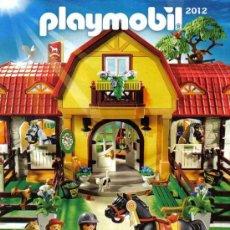 Juguetes antiguos: CATALOGO PLAYMOBIL ALEMAN 2012. Lote 32323077