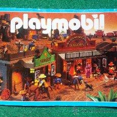 Juguetes antiguos: CATALOGO DE PLAYMOBIL GEOBRA DE 1998. Lote 31616365