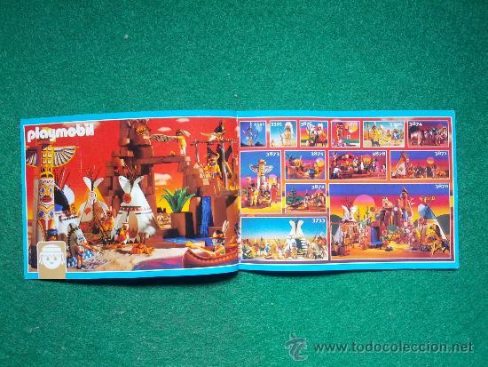 Juguetes antiguos: CATALOGO DE PLAYMOBIL GEOBRA DE 1998 - Foto 2 - 31616365