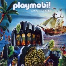 Juguetes antiguos: CATALOGO PLAYMOBIL 2011 / 2012 - PLAYMOBIL MALTA (EN INGLÉS). Lote 117758654