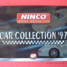 Juguetes antiguos: CATALOGO NINCO DEL 1997. Lote 32790955