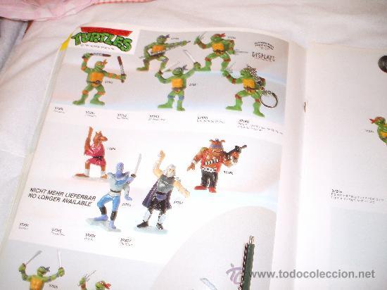 Juguetes antiguos: Bullyland catalogo general de muñecos P V C Euro Disney 1992 (ver fotos adicionales y leerr descripc - Foto 6 - 33026748