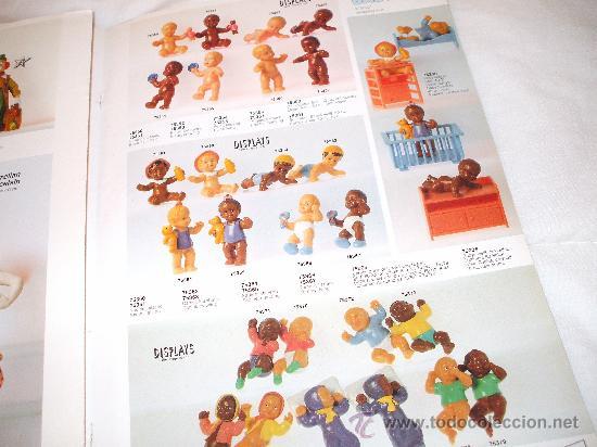 Juguetes antiguos: Bullyland catalogo general de muñecos P V C Euro Disney 1992 (ver fotos adicionales y leerr descripc - Foto 7 - 33026748