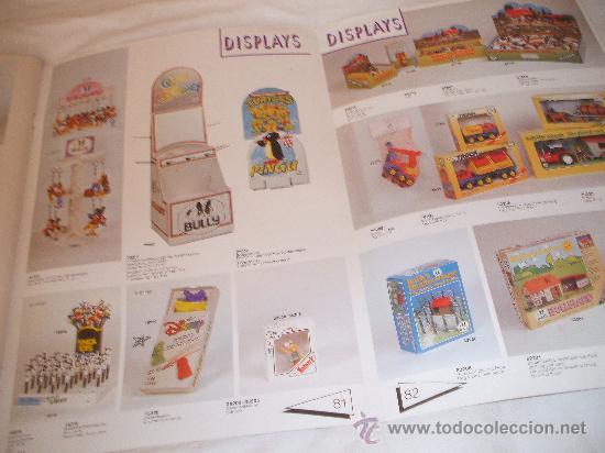 Juguetes antiguos: Bullyland catalogo general de muñecos P V C Euro Disney 1992 (ver fotos adicionales y leerr descripc - Foto 9 - 33026748