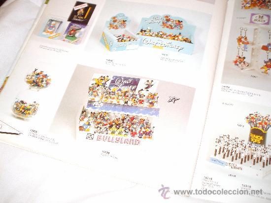 Juguetes antiguos: Bullyland catalogo general de muñecos P V C Euro Disney 1992 (ver fotos adicionales y leerr descripc - Foto 10 - 33026748