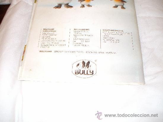 Juguetes antiguos: Bullyland catalogo general de muñecos P V C Euro Disney 1992 (ver fotos adicionales y leerr descripc - Foto 12 - 33026748