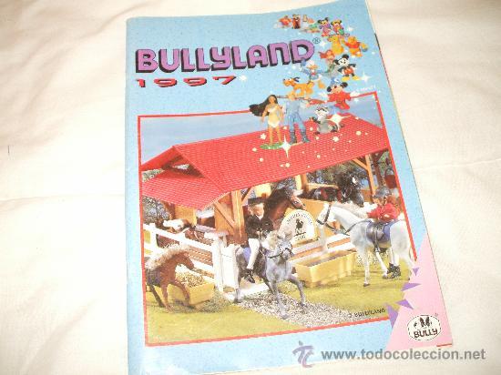 BULLYLAND CATALOGO GENERAL DE MUÑECOS P V C EURO DISNEY 1997 (VER FOTOS ADICIONALES Y LEERR DESCRIPC (Juguetes - Catálogos y Revistas de Juguetes)