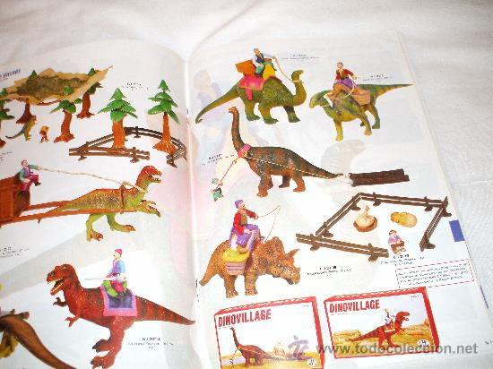Juguetes antiguos: Bullyland catalogo general de muñecos P V C Euro Disney 1997 (ver fotos adicionales y leerr descripc - Foto 2 - 33029549
