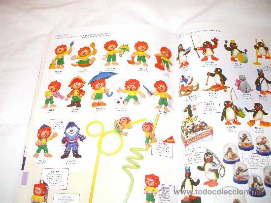 Juguetes antiguos: Bullyland catalogo general de muñecos P V C Euro Disney 1997 (ver fotos adicionales y leerr descripc - Foto 4 - 33029549