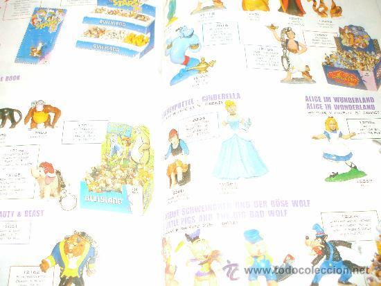 Juguetes antiguos: Bullyland catalogo general de muñecos P V C Euro Disney 1997 (ver fotos adicionales y leerr descripc - Foto 5 - 33029549