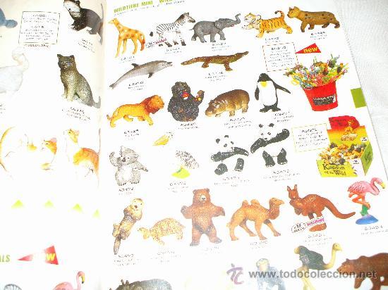 Juguetes antiguos: Bullyland catalogo general de muñecos P V C Euro Disney 1997 (ver fotos adicionales y leerr descripc - Foto 7 - 33029549