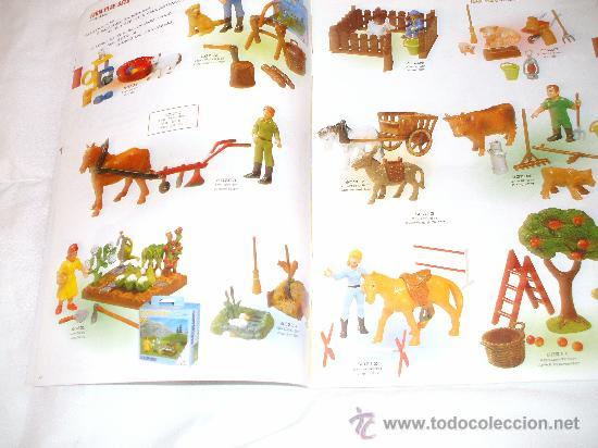 Juguetes antiguos: Bullyland catalogo general de muñecos P V C Euro Disney 1997 (ver fotos adicionales y leerr descripc - Foto 8 - 33029549
