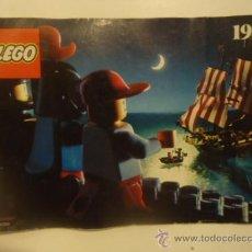 Juguetes antiguos: CATALAGO DE JUGUETES LEGO 1989. Lote 33314232