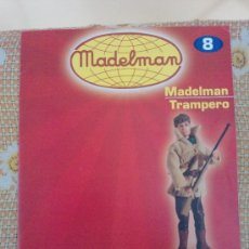 Juguetes antiguos: -FASCICULO MADELMAN TRAMPERO N8. Lote 33390086