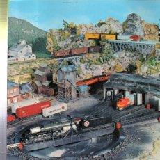 Juguetes antiguos: CATÁLOGO JUGUETES CONSTRUCCIONES HELJAN 75/76. Lote 33342131