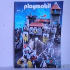 Juguetes antiguos: CATALOGO PLAYMOBIL 2011 - INGLES. Lote 33353639