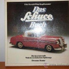 Juguetes antiguos: SCHUCO LIBRO JUGUETES SCHUCO 1984. Lote 33552386