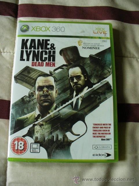 KANE Y LYNCH : DEAD MEN - XBOX 360 - NUEVO (Juguetes - Catálogos y Revistas de Juguetes)