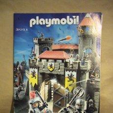 Juguetes antiguos: CATALOGO PLAYMOBIL 2011. Lote 35589741