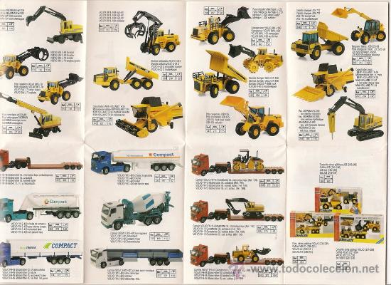Catalogo juguetes joal compact a os 90 comprar cat logos for Catalogo compac