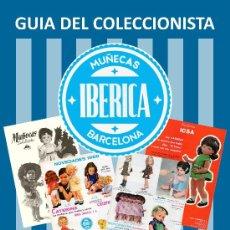 GUIA DEL COLECCIONISTA DE MUÑECAS IBERICA COMERCIAL, (ICSA) Libro en rústica, con 124 páginas
