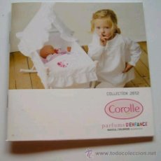 Juguetes antiguos: COROLLE - PARFUMS D'ENFANCE - COLLECTION 2012. Lote 35840138