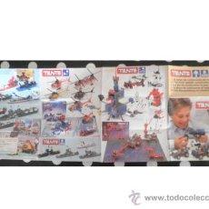 Juguetes antiguos: TENTE CATALOGO 1987. Lote 35840798