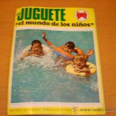 Juguetes antiguos: REVISTA EL JUGUETE . Lote 35914622