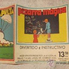 Juguetes antiguos: CATÁLOGO DE METALING´S,ESPAÑA:PIZARRA MÁGICA,CATAPULTA Y ARQUITECTURA METALING,AÑOS 30(GUERRA CIVIL). Lote 36256517