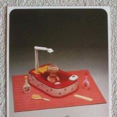 Juguetes antiguos: CATALOGO JUGUETES - MECANICA IBENSE 1983 - BARRIGUITAS. Lote 36585718