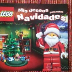 Juguetes antiguos: CATALOGO DE JUGETES LEGO NAVIDADES 2012. Lote 55043712