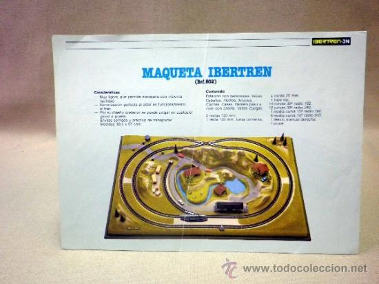 Juguetes antiguos: FOLLETO CATALOGO. NOVEDADES 1980. MAQUETA. MATERIAL MÓVIL. IBERTREN. ESCALA 3N - Foto 2 - 37366924