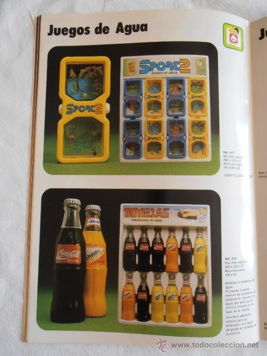 Juguetes antiguos: CATALOGO JUGUETES CHICO 1989 CON TARIFA DE PRECIOS - Foto 5 - 37665742