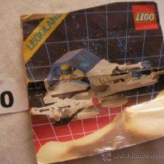 Juguetes antiguos: ANTIGUO CATALOGO INSTRUCCIONES LEGOLAND DE LEGO - ENVIO GRATIS A ESPAÑA. Lote 38183810