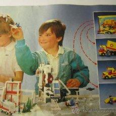 Juguetes antiguos: CATALOGO LEGO 1987 . Lote 38996696