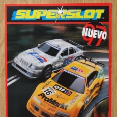 Juguetes antiguos: REVISTA SUPERSLOT SCALEXTRIC 1997. Lote 39167597