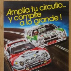 Juguetes antiguos: REVISTA SCALEXTRIC - 1987 - CATALOGO. Lote 39171595
