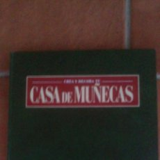 Juguetes antiguos: CREA Y DECORA TU CASA DE MUÑECAS TOMO 3, DE 1998. Lote 39426767